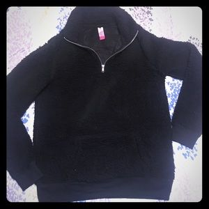 Soft and warm pullover